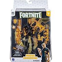 "Fortnite FNT0656 6"" Legendary Series Figure Pack-Midas"