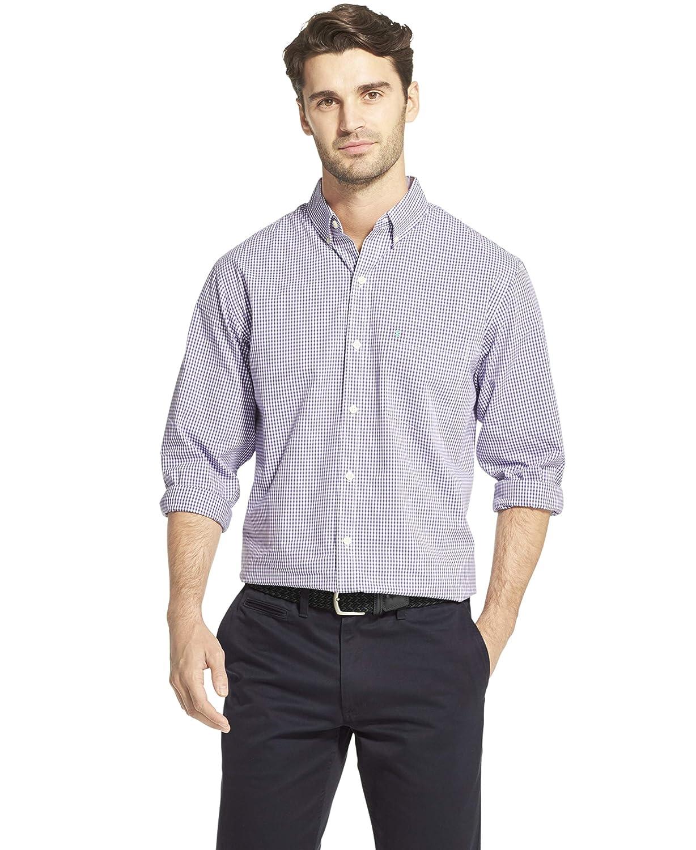 Ultraviolet Taille XL  Hauteur Izod Homme P000549156 Chemise boutonnée