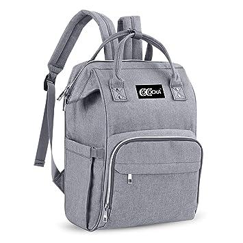 3112684d0b3 Amazon.com   Waterproof Travel Backpack Diaper Bag