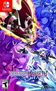 Resultado de imagem para Under Night In-Birth Exe:Late[cl-r] switch