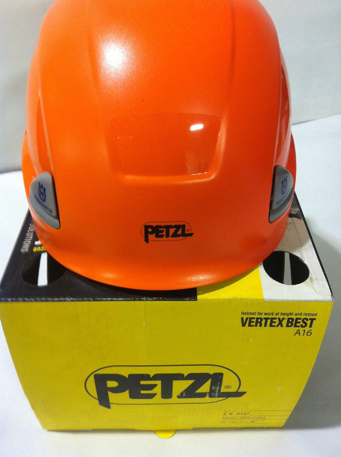 Genuine Husqvarna 531309471 Petzl Vertex Arborist Work Rescue Helmet NEW ,product_by: powered_by_moyer ,ket120221961630143