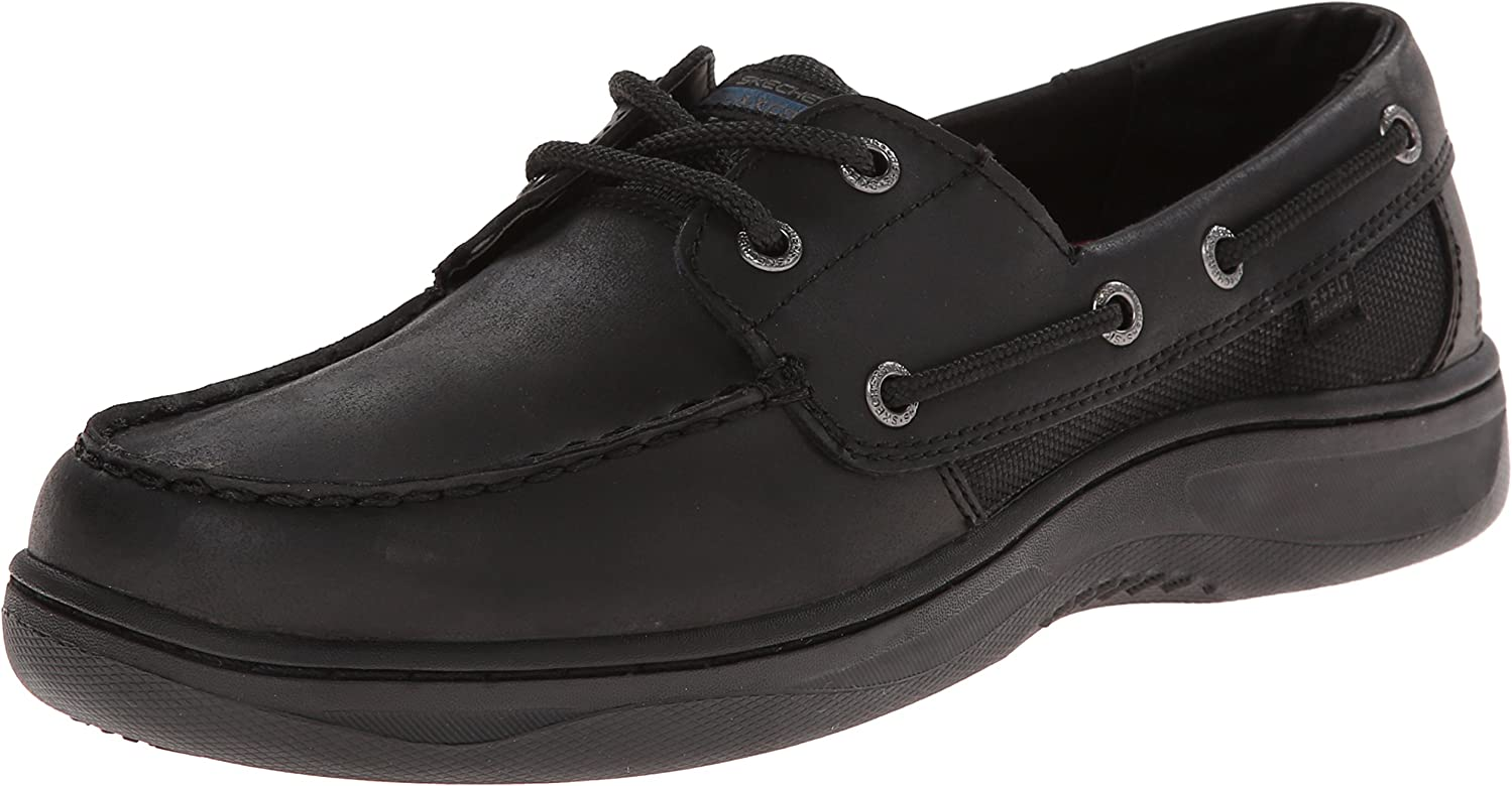 for Work Mountrek Rip Tide Relaxed Fit Work Boat Shoe