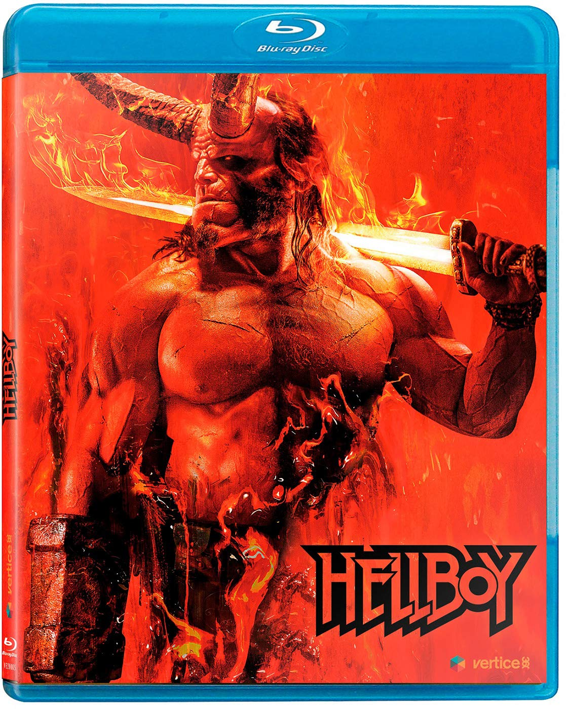 Hellboy [Blu-ray]: Amazon.es: David Harbour, Milla Jovovich ...