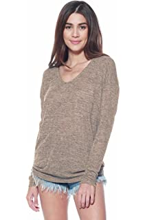 3b489fc1f3 A+D Womens Sweater Knit Cardigan W Open Front at Amazon Women s ...