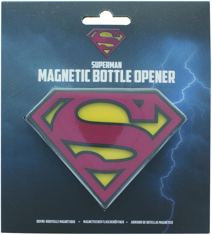 Superman Magnetic Bottle Opener