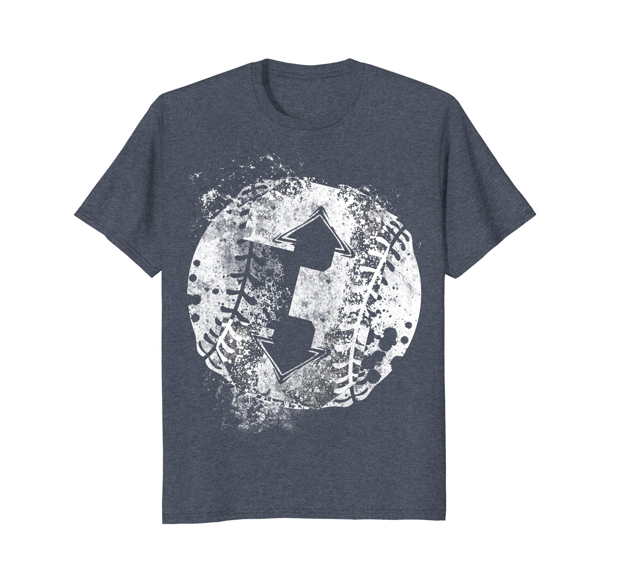 3 Up 3 Down Baseball T Shirt