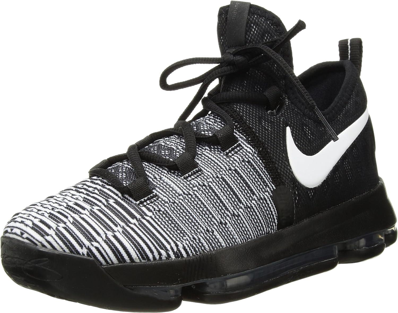 Nike Zoom Kd9 (GS), Chaussures de Sport Basketball garçon