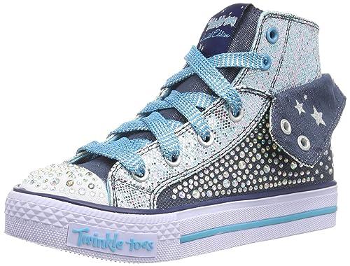 scarpe skechers bambina con luci
