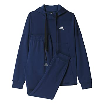 competitive price 73215 9a0a7 adidas TS Hipster Chandal, Hombre, Azul (Maruni), M
