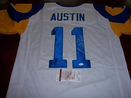 Signed Tavon Austin Jersey - Stlouis coa - JSA Certified - Autographed NFL  Jerseys c65f08e9d