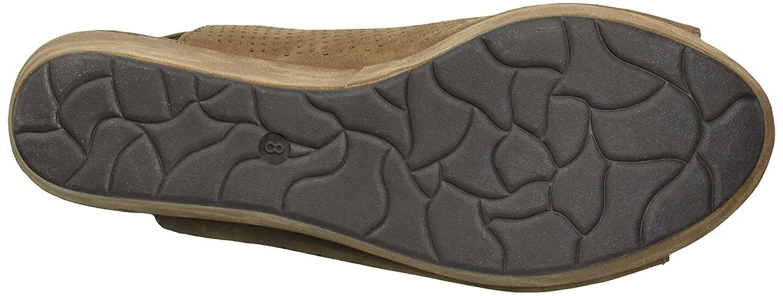 Pierre Dumas Women's River-8 Sandal B00359OIB0 5 B(M) US|Brown