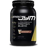 Pro JYM Protein Powder - Egg White, Milk, Whey Protein Isolates & Micellar Casein | JYM Supplement Science | Chocolate…