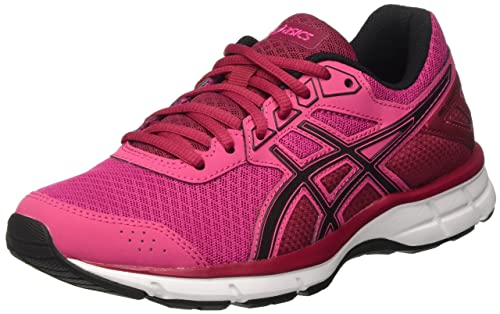 Asics Gel-Galaxy 9, Women's Gymnastics, Rosa (Sport Pink/Black/