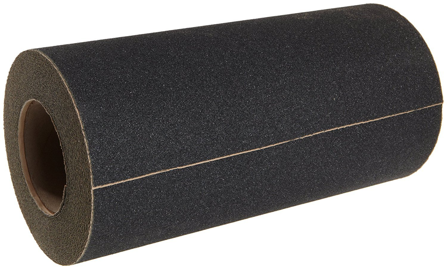 Safe Way Traction 12'' x 10' Black 80 Grit Anti Slip Tape Non Skid Abrasive Safety Tape Steps Stairs Ladders Forklifts Ramps Boats 3100-12-10 by Safe Way Traction