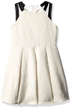 e1ff9f1e4071 Amazon.com: The Children's Place Girls' Off Shoulder Dressy Dress ...