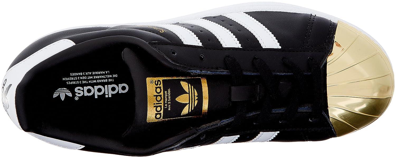 Adidas Metal Damen Superstar Metal Adidas Toe Trainer Low a4fe85