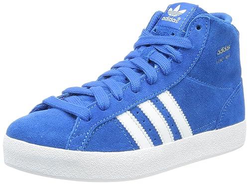 new concept 5bd57 0bbde adidas Originals BASKET PROFI K, Sneaker bambino, Blu (Bleu - Blau (BLUBIR