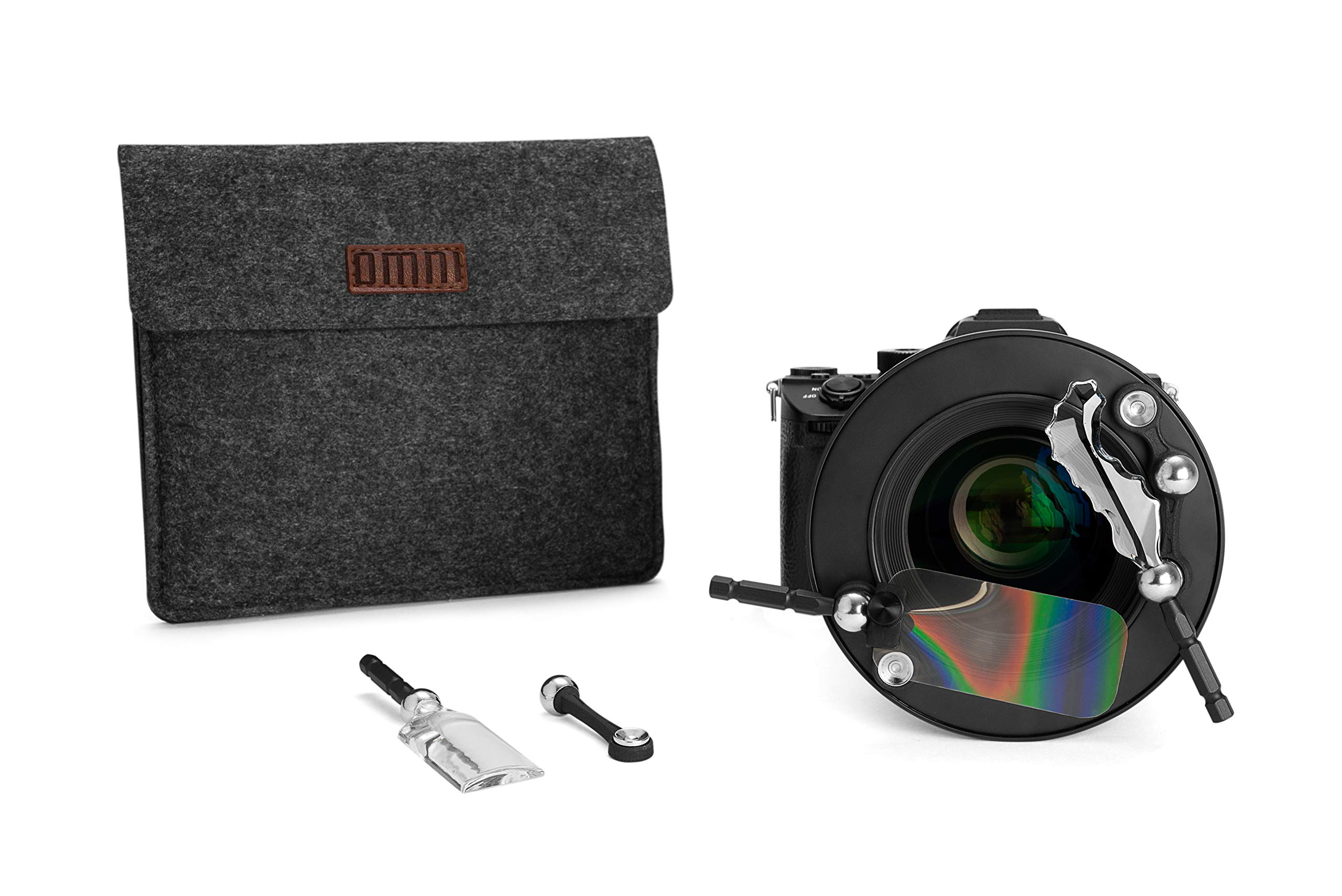 Omni Creative Filter System by Lensbaby (Large for Lens Thread Sizes 62-82mm) by Lensbaby