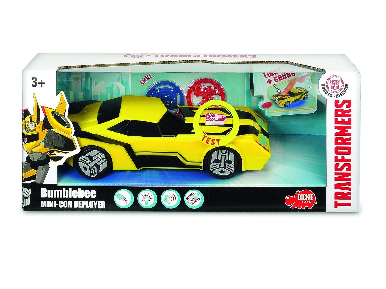 Dickie Transformer Auto Spielzeug amazon