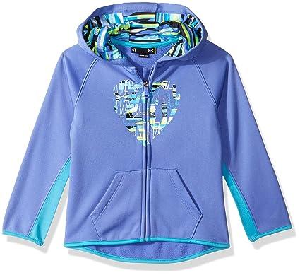girls under armour hooded sweatshirt