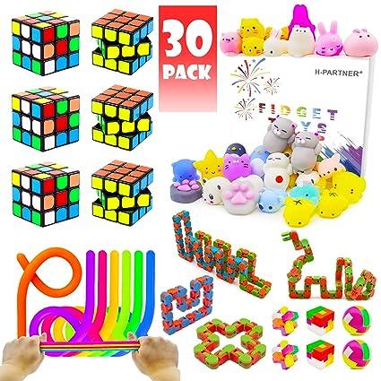 Amazon.com: Juguete de piñata para niños, juego surtido de ...