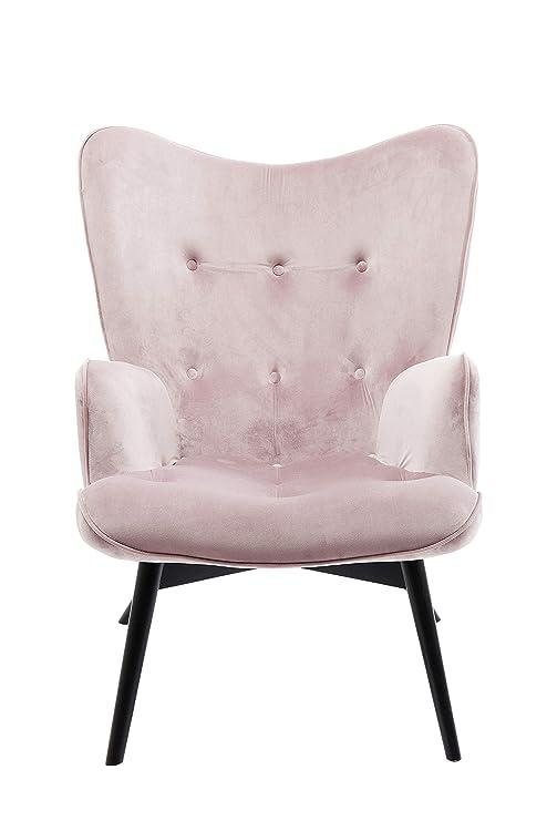 Kare Design Sessel Vicky Velvet Samtiger Loungesessel Tv Sessel