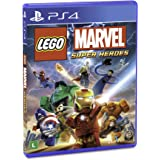 Lego Marvel - 3ª Edição - PlayStation 4