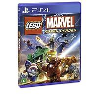 Lego Marvel Br - 2014 - PlayStation 4