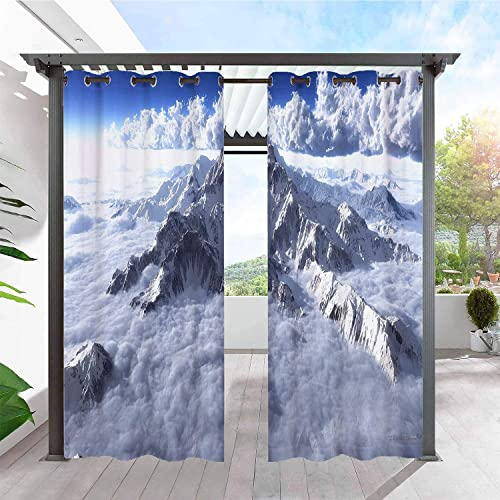 ANHOPE Indoor/Outdoor Curtains