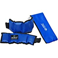 Henco Tetron Cloth Wrist or Ankle Weights (Blue, 1 Pair)