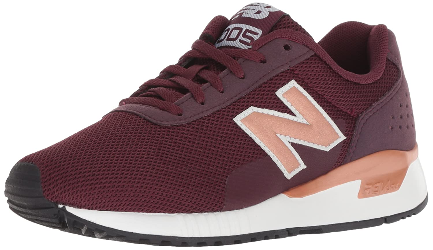 New Balance Women's 5v2 US|Dusted Sneaker B075R7D17S 8 D US|Dusted 5v2 Peach a3d488