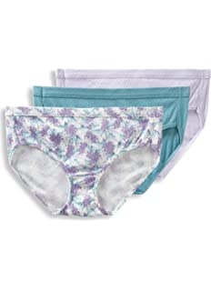 db5f5ad7a60c Jockey Women's Underwear Elance Breathe Hipster - 3 Pack: Amazon.ca ...