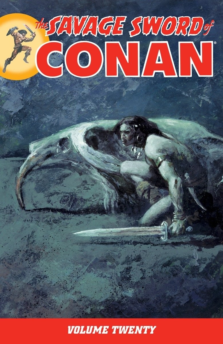 The Savage Sword of Conan Volume 20 PDF
