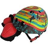 ラングスジャパン(RANGS) ラングス ジュニアスポーツヘルメット デラックス トルネード
