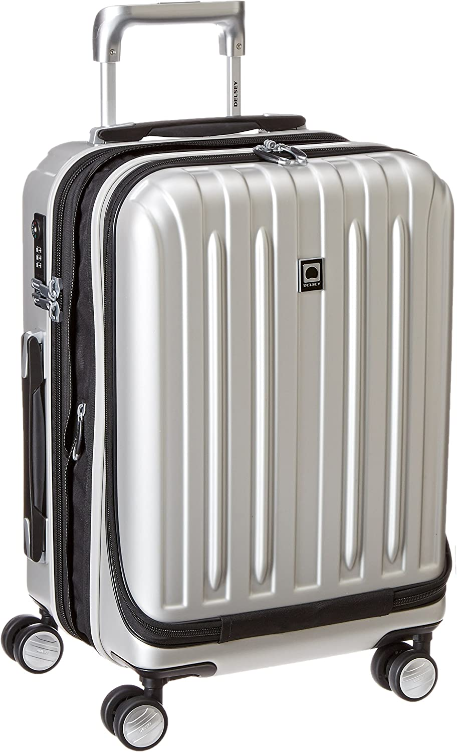 DELSEY Paris Titanium International Carry-on, Silver