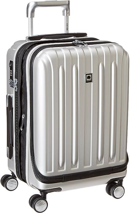 DELSEY Paris Titanium International Carry-on, Silver