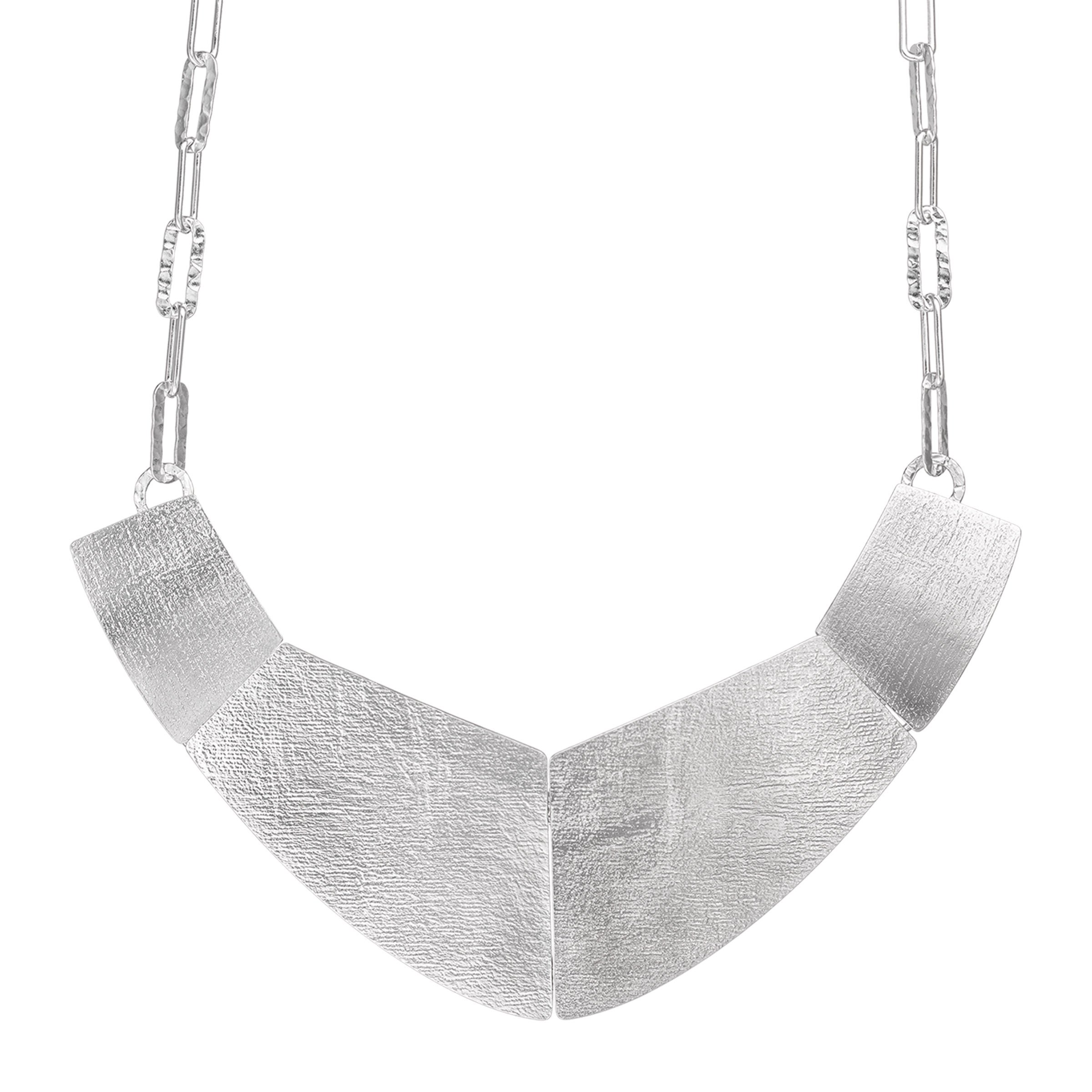 Silpada 'Saturday Knight' Sterling Silver Necklace, 16+2'' Extender