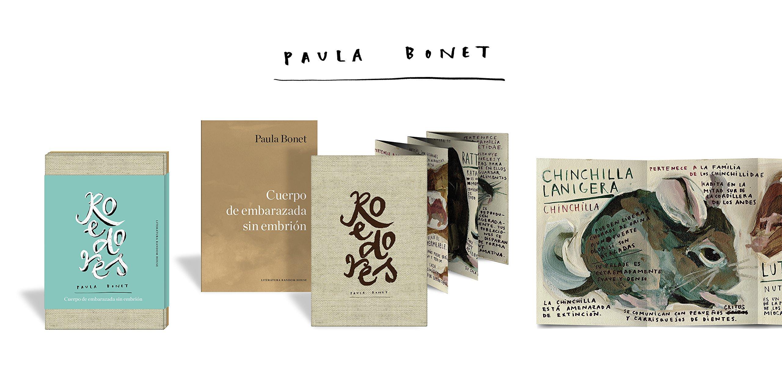 Roedores | Cuerpo de embarazada sin embrión Literatura Random House: Amazon.es: Paula Bonet: Libros