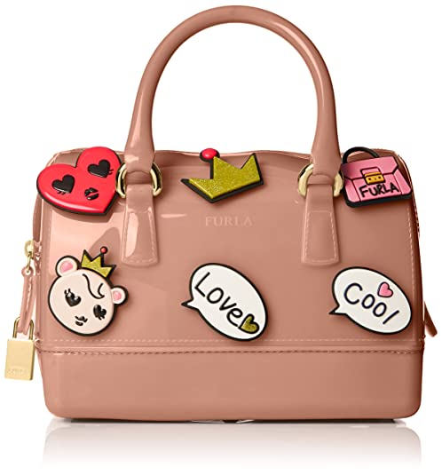 Furla Candy Cookie Mini Satchel - Monedero Mujer