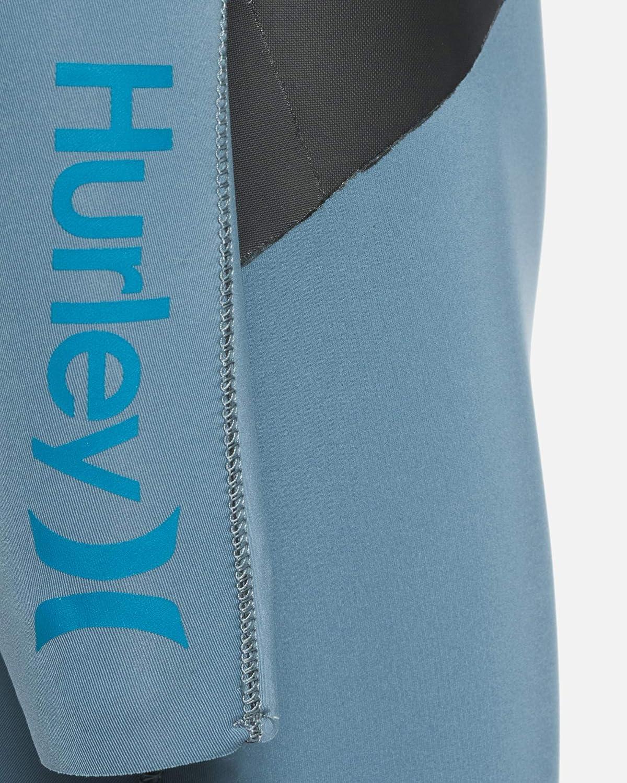 Hurley B Advantage Plus 5//3 Full Suit Wetsuit Boys Squadron Blue//Black 12