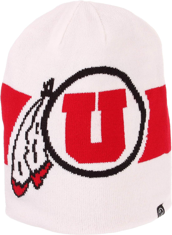 NCAA Zephyr Missouri Tigers Mens Strata Knit Hat OSFM Black