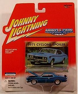 Amazon Com Johnny Lightning Muscle Cars Usa Box Set
