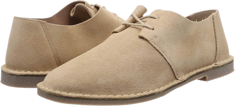Clarks Womens Erin Weave Derbys Shoes