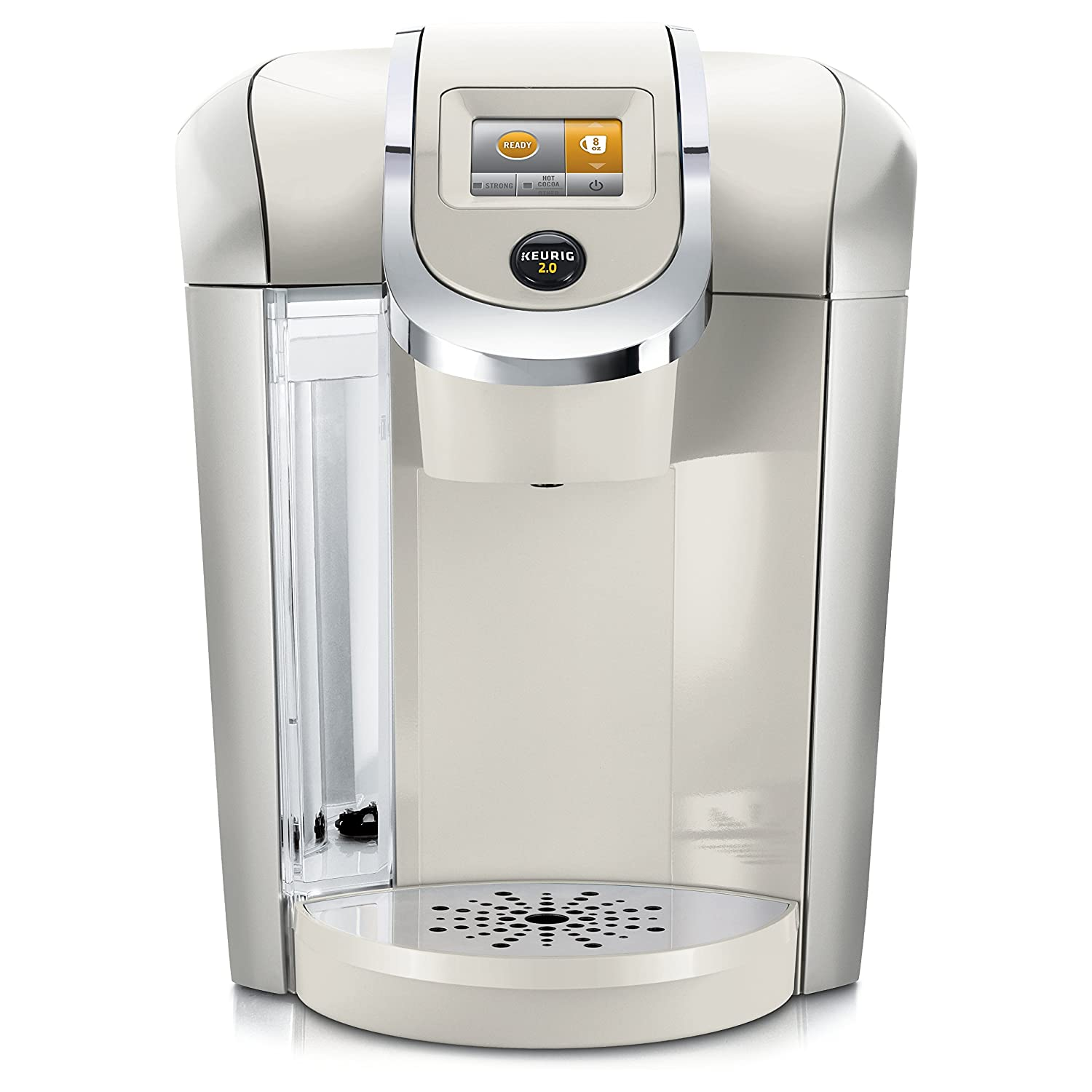 Coffee Maker by Keurig K475 K-Cups Automatic Cup Mug Carafe Sandy Pearl eBay