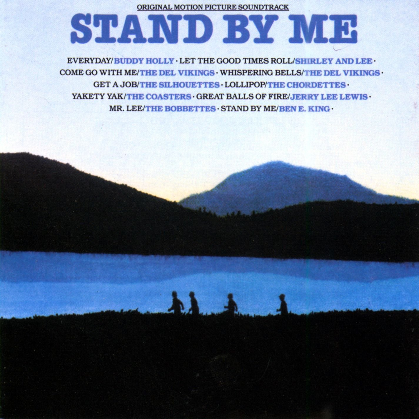 Stand By Me: Original Motion Picture Soundtrack by Atlantic (Label)