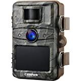 Campark Upgrade T70 Trail Camera No Glow Night Vision 16MP 1080P Game Camera Outdoor Hunting Cam Security Motion Activated Ca
