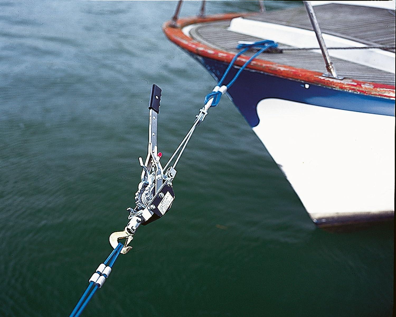 Kerbl Seilzug mit Ratsche; 2 Tonnen Seil: ø 5 mm / 3 m: Amazon.de ...