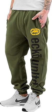 Marc Ecko 2face Pantalones De Chandal Para Hombre Verde L Amazon Es Ropa Y Accesorios