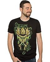 World of Warcraft Men's Rogue Legendary Class Premium T-Shirt