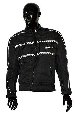 Todo Ked El White M Levior Chaqueta Año Soar Moto Tamaño Black 1148OUR